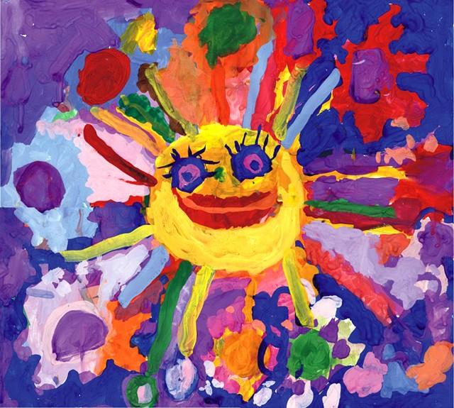 Как нарисовать букет цветов карандашом поэтапно схема